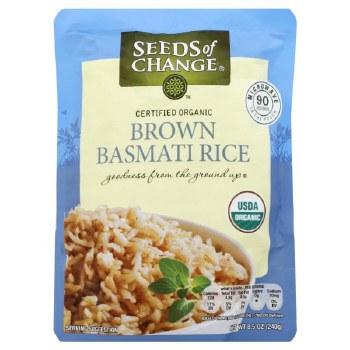 Brown Basmati Rice, Organic