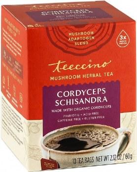 Cordyceps Schisandra Tea