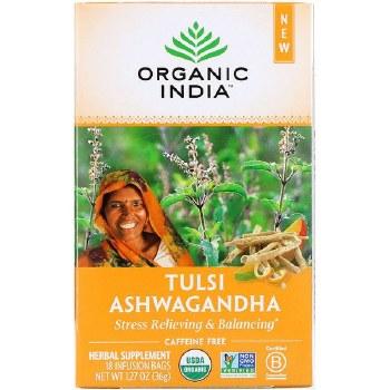 Ashwagandha Tulsi Tea