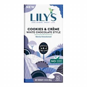 Cookies n Cream White Chocolate Bar