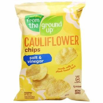 Cauliflower Chips, Salt Vineg