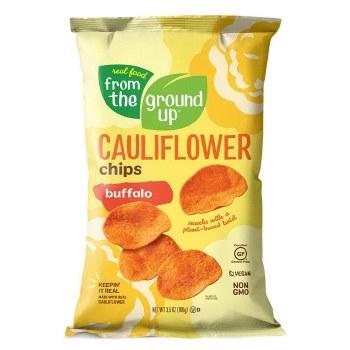 Cauliflower Chips, Buffalo