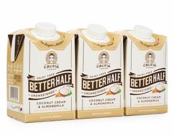Better Half Creamer, Unsweeten