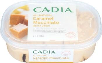 Caramel Macchiato Gelato