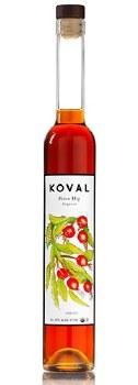 Organic Rosehip Liqueur