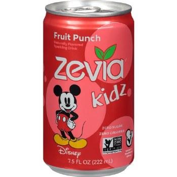 Fruit Punch Kidz Soda