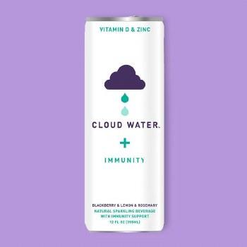 Blackberry Lemon Water + Zinc & Vit D