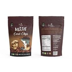 Carob Chips, Unsweetened, Organic
