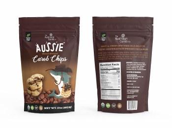 Carob Chips, Semi-Sweet, Organic