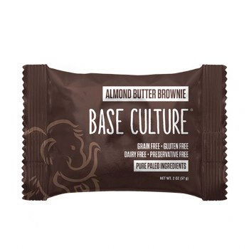 Almond Butter Brownie