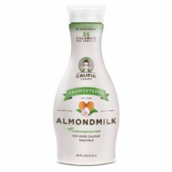 Almond Milk, Unsweetened