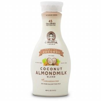 Almond Milk, Toasted Coconut