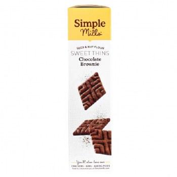Chocolate Brownie Sweet Thins