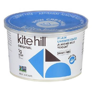 Dairy Free Yogurt, Plain Greek