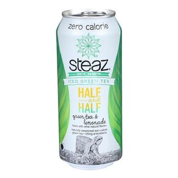 Half & Half Iced Green Tea