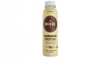 Dark Chocolate Protein Drink, Organic