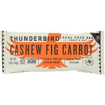 Cashew Fig Carrot Bar