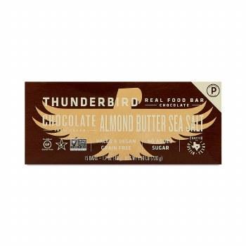 Choc Almond Butter Sea Salt Bar