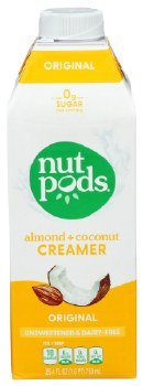 Almond Coconut Creamer