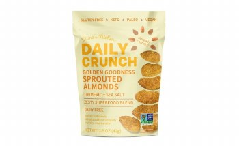Golden Goodness Sprouted Almonds