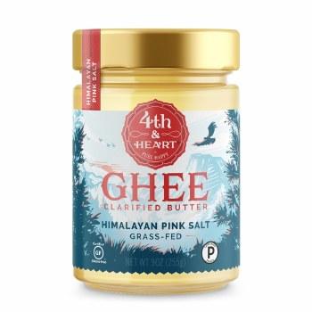 Ghee, Himalayan Salt