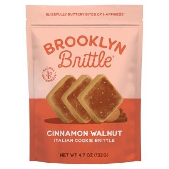 Cinnamon Walnut Italian Cookie