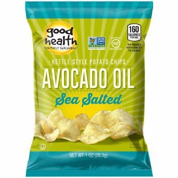 Avocado Oil Sea Salt Potato Chips