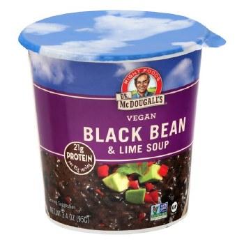 Black Bean & Lime Soup