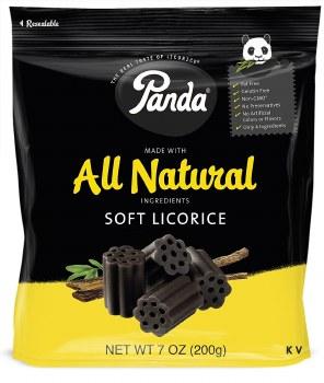 Black Licorice Chews