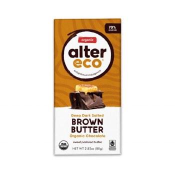 Brown Butter Dark Chocolate