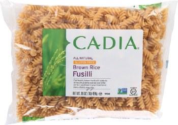 Brown Rice Fusilli