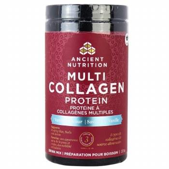 Ancient Nutrition Vanilla Multi Collagen Protein 255g