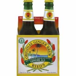 Ginger Brew, Original