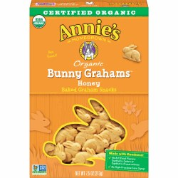 Organic Honey Bunny Grahams