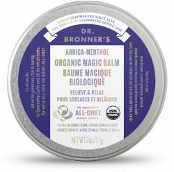 Arnica Menthol Magic Balm, Organic