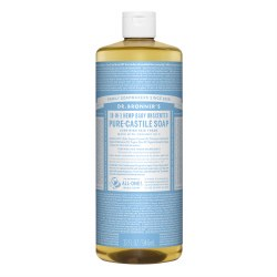 Baby Unscented Castile Soap