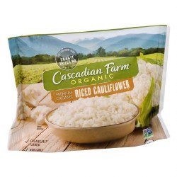 Riced Cauliflower, Organic