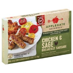 Chicken & Sage Sausage