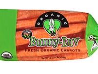 Carrots, Organic  .