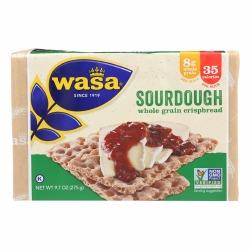 Crispbread, Sourdough Rye