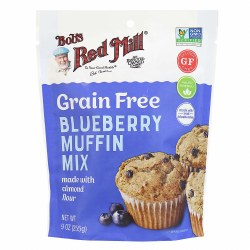 Blueberry Muffin Mix, Grain Free