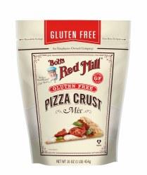 Gluten Free Pizza Crust Mix