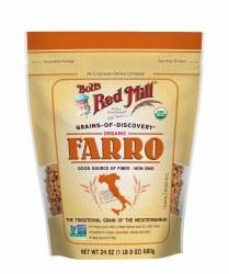 Farro, Organic