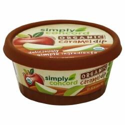 Organic Caramel Dip