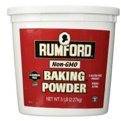 Baking Powder 5lb