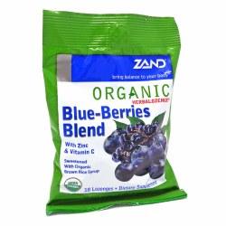Blueberries Blend Lozenges, Organic