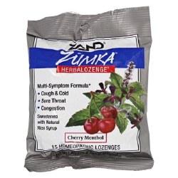 Cherry Menthol Zumcka Lozenges