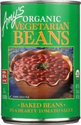 Organic Baked Beans, Vegetarian Org