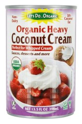 Heavy Coconut Cream