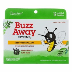 Buzz Away Extreme Towelette